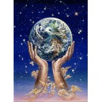 Puzzle  Grafika-Kids-01517 Josephine Wall - Hands of Love