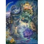 Puzzle  Grafika-Kids-01519 Josephine Wall - Key to Eternity