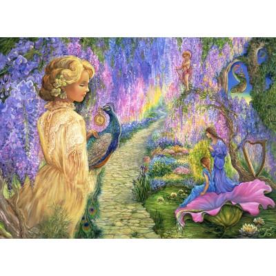 Puzzle  Grafika-Kids-01534 Josephine Wall - Wisteria Way