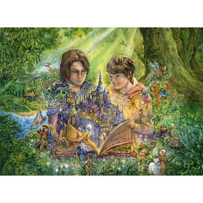 Puzzle  Grafika-Kids-01565 Josephine Wall - Magical Storybook