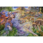 Puzzle  Grafika-Kids-01568 Josephine Wall - After The Fairy Ball