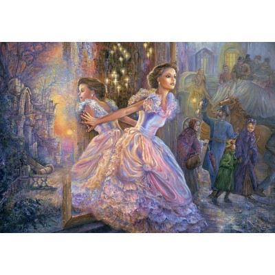 Puzzle  Grafika-Kids-01570 Josephine Wall - Alternative Reality