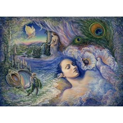 Puzzle  Grafika-Kids-01585 Josephine Wall - Whispered Dreams