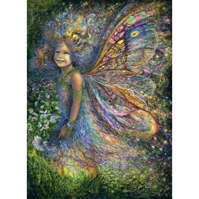 Puzzle  Grafika-Kids-01587 Josephine Wall - The Wood Fairy