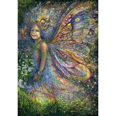 Puzzle  Grafika-Kids-01588 Josephine Wall - The Wood Fairy