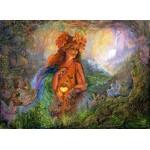 Puzzle  Grafika-Kids-01595 Josephine Wall - Lighting the Way