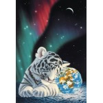 Puzzle  Grafika-Kids-01646 XXL Teile - Schim Schimmel - Earth Light