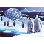 Puzzle  Grafika-Kids-01679 XXL Teile - Schim Schimmel - Antarctica's Children