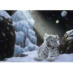 Puzzle  Grafika-Kids-01687 Magnetische Teile - Schim Schimmel - Ice House