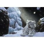Puzzle  Grafika-Kids-01689 XXL Teile - Schim Schimmel - Ice House