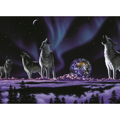 Puzzle  Grafika-Kids-01695 Schim Schimmel - Earth Song