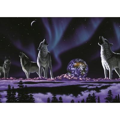 Puzzle  Grafika-Kids-01698 Schim Schimmel - Earth Song