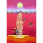Puzzle  Grafika-Kids-01706 Anne Poiré et Patrick Guallino - Aube Rubis