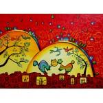 Puzzle  Grafika-Kids-01750 Anne Poiré & Patrick Guallino - Confidences