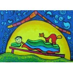 Puzzle  Grafika-Kids-01761 Magnetische Teile - Anne Poiré & Patrick Guallino - Complices