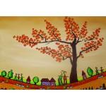 Puzzle  Grafika-Kids-01800 Anne Poiré & Patrick Guallino - Paisible