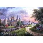 Puzzle  Grafika-Kids-01844 XXL Teile - Dennis Lewan - Inverary Castle