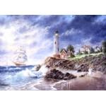 Puzzle  Grafika-Kids-01887 Magnetische Teile - Dennis Lewan - Anchor Cove