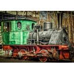 Puzzle  Grafika-Kids-01960 Lokomotive