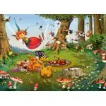 Puzzle  Grafika-Kids-01970 François Ruyer - Hexe