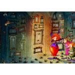 Puzzle  Grafika-Kids-01977 François Ruyer - Willkommen!