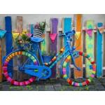 Puzzle  Grafika-Kids-01983 Mein schönes buntes Fahrrad