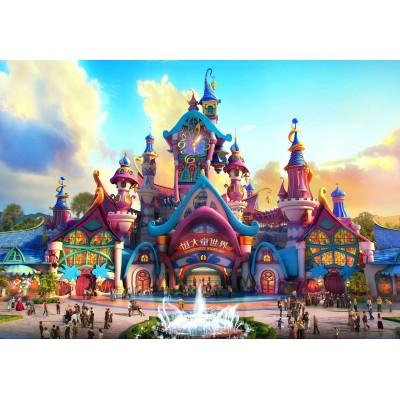 Puzzle  Grafika-Kids-01994 Fairyland
