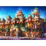 Puzzle  Grafika-Kids-01995 Fairyland China