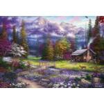 Puzzle  Grafika-Kids-02006 Chuck Pinson - Inspiration of Spring Meadows