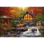 Puzzle  Grafika-Kids-02011 Chuck Pinson - The Colors of Life