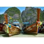 Puzzle  Grafika-Kids-02053 Paradise in Phuket