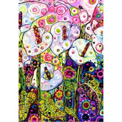 Puzzle  Grafika-Kids-02070 Sally Rich - Lillys