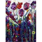 Puzzle  Grafika-Kids-02083 Sally Rich - Tulips