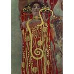 Puzzle  Grafika-00010 Gustav Klimt: Hygieia, 1900