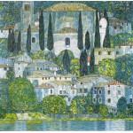 Puzzle  Grafika-00032 Gustav Klimt, 1913