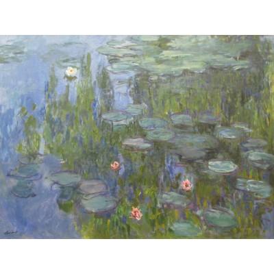 Puzzle  Grafika-00034 Claude Monet: Nymphéas, 1915