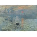 Puzzle  Grafika-00051 Claude Monet: Impression au Soleil Levant, 1872