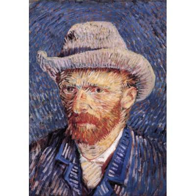 Puzzle  Grafika-00071 Vincent van Gogh, 1887-1888
