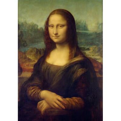 Puzzle  Grafika-00123 Leonardo da Vinci