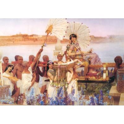 Puzzle  Grafika-00169 Sir Lawrence Alma-Tadema: The Finding of Moses