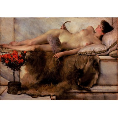 Puzzle  Grafika-00178 Sir Lawrence Alma-Tadema: In the Tepidarium