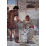 Puzzle  Grafika-00182 Sir Lawrence Alma-Tadema: A Silent Greeting