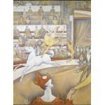 Puzzle  Grafika-00189 Georges Seurat: Le Cirque, 1890