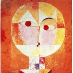 Puzzle  Grafika-00198 Klee Paul: Senecio, 1922