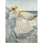 Puzzle  Grafika-00279 Childe Hassam: Summer Sunlight, 1892