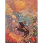 Puzzle  Grafika-00306 Odilon Redon: Muse sur Pégase, 1900