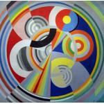 Puzzle  Grafika-00323 Robert Delaunay: Rythme n°1, 1938