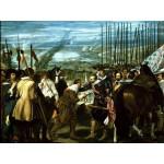Puzzle  Grafika-00335 Diego Vélasquez: La Reddition de Breda, 1615