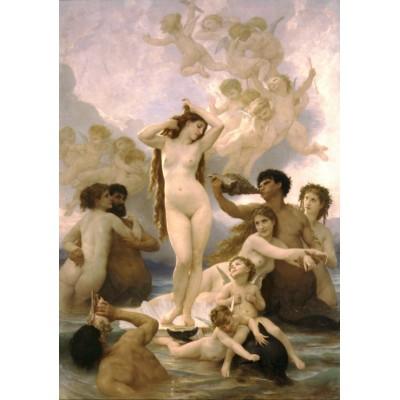 Puzzle  Grafika-00397 William Bouguereau: La Naissance de Vénus, 1879