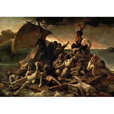 Puzzle Grafika-00426 Théodore Géricault: Le Radeau de La Méduse, 1817-1818